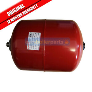 VAREM-ITALY-RED-CENTRAL-HEATING-EXPANSION-VESSEL-18-LITRE-BRAND-NEW