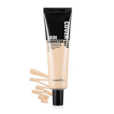 [SECRET KEY]  Cover Up Skin Perfecter (SPF30/PA++) 2 Color 30ml
