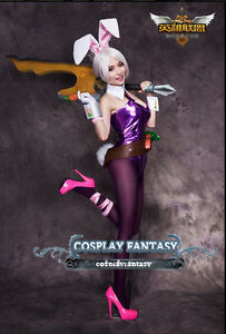 League of legends riven cosplay really. All