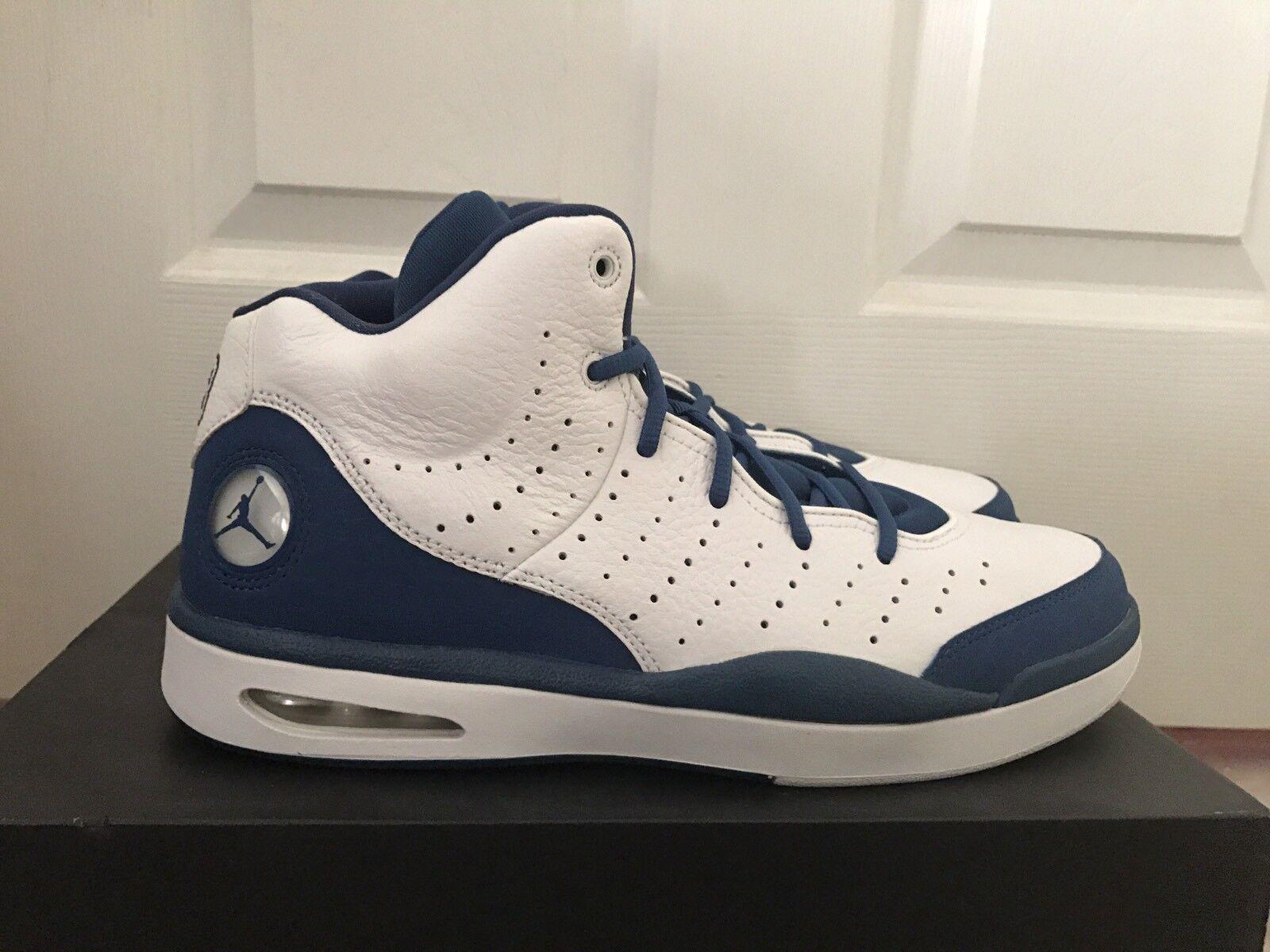 Jordan flight Azul tradición Hombre 819472-107 Blanco Azul flight Basketball SZ 10 reducción de precios baratos y de moda hermosa 7ab32f