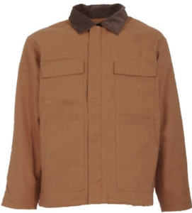 d77b8b3fb15 Image is loading NEW-BERNE-DUCK-INSULATED-CHORE-COAT-JACKET-CH416BD