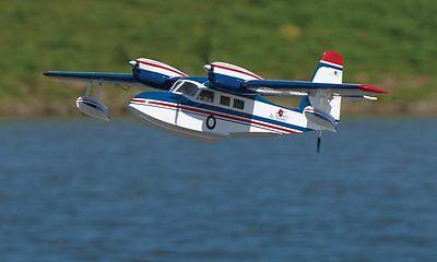 "Grumman Widgeon   80""  Giant Scale RC AIrplane PDF  Plans  on a CD"