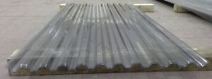 Palruf-PVC-Greca-70-box-profile-clear-Various-lengths-amp-thickness-039-s-available