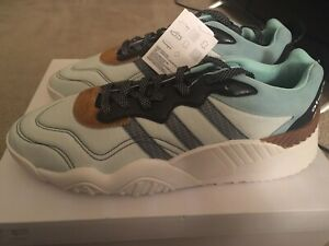 sports shoes 7a52e 219a3 Details about Adidas X Alexander Wang AW Turnout Trainer Clear Mint DB2613  Sz 13. Deadstock