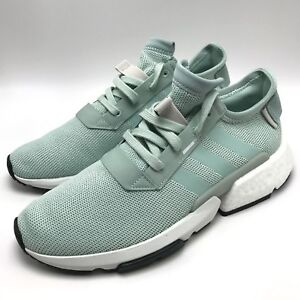 Adidas Originals POD-S3.1 Men s Running Shoes Green   Green   Grey ... 4797ebba5