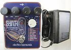 Used Electro-Harmonix EHX SYNTH9 Synthesizer Machine Guitar Pedal! Synth 9