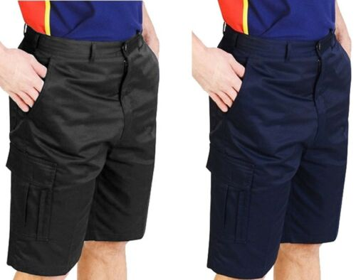 Hot Absolute Apparel Mens Casual Cargo Workwear Adult Outdoor Shorts for sale