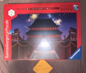 Mulan Imperial Palace Puzzle By Ravensburger Le Disney Castle Collection New Ebay