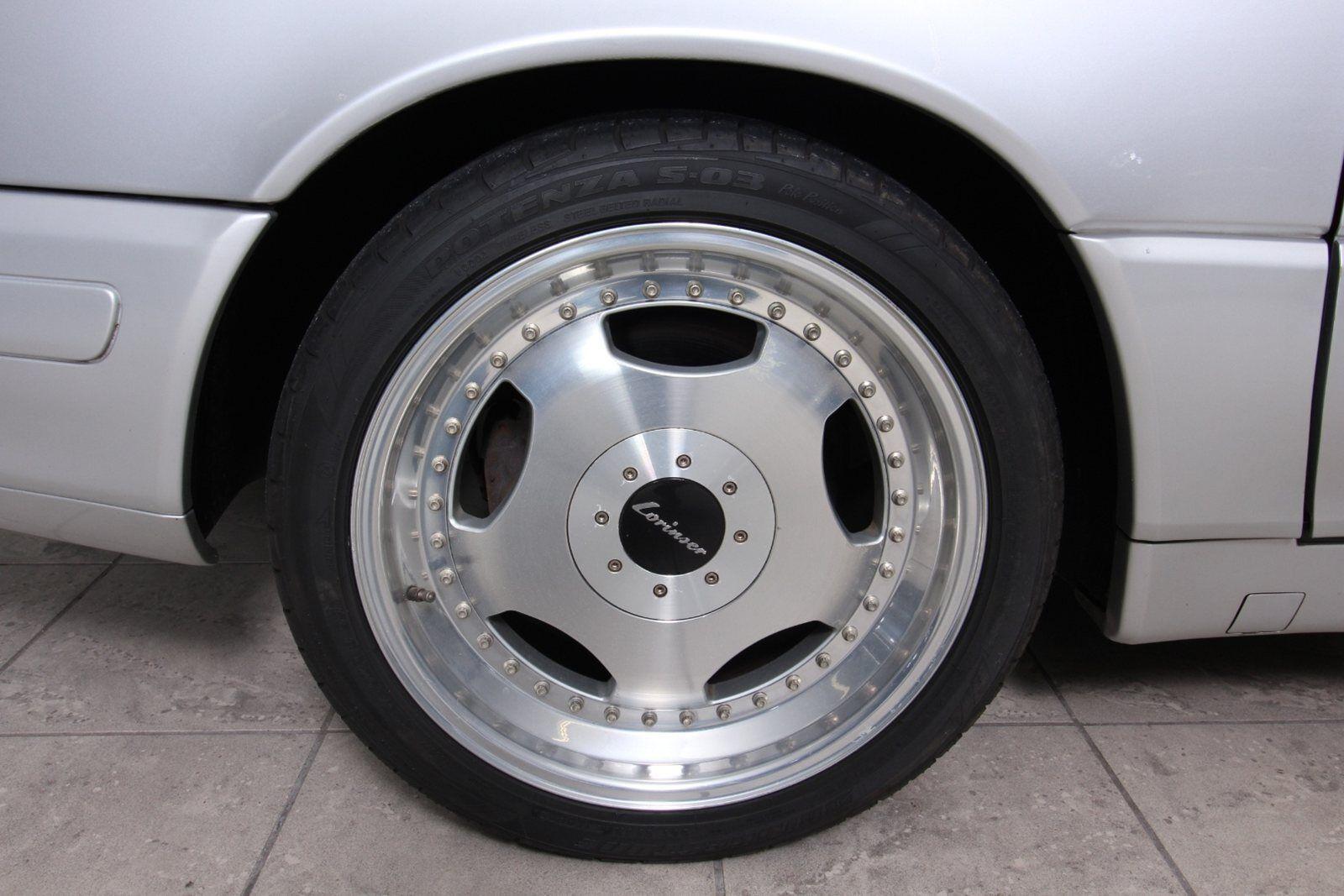 Mercedes SL320 Cabriolet