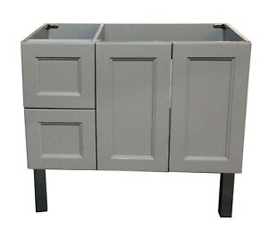 Bathroom Vanity Base Cabinets.Details About New Marine Grey Single Sink Bathroom Vanity Base Cabinet 36 Wide X 21 Deep
