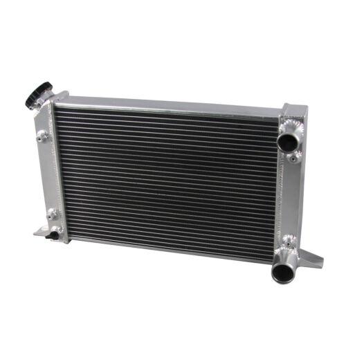 "Aluminium 56mm Scirocco//Pro Stock Style Radiator Race 1/""tube ASI"