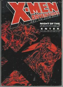 X-Men-Adventures-Vol-1-Night-of-the-Sentinels-Enter-Magneto-TPB-Marvel-1993-MCU