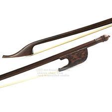 Pro Master Antique Ironwood Baroque Style Violin Bow 4/4 Stiff Light 51.5g