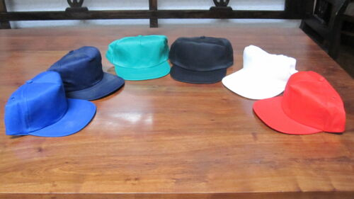 BASEBALLCAP 10 pezzi vari colori Cap Cappello Cappuccio