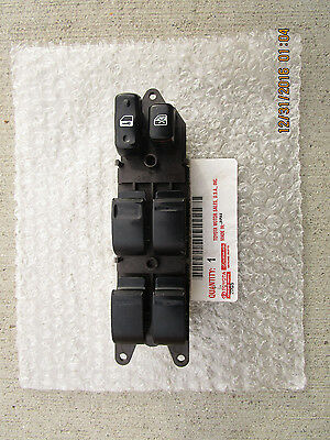 Power Window Master Switch for 84820-60100 Lexus LX470 Toyota Land Cruiser