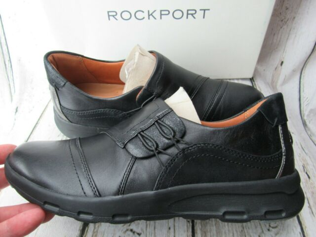 Black Supportive Casual Shoes