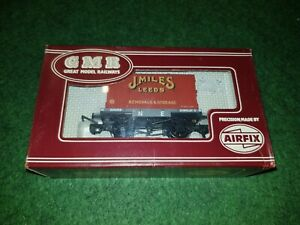OO GAUGE AIRFIX GMR 54337-6 MILES CONFLAT CONTAINER WAGON boxed