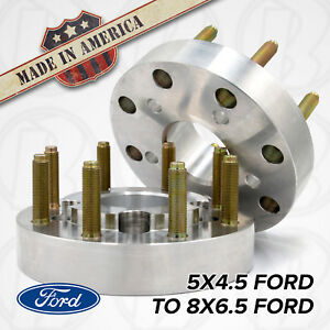 Car & Truck Wheels, Tires & Parts Other Car & Truck Wheels, Tires & Parts 2pc 8x200 fit Ford 2005-19 Dually F350 WHEELS SPACERS ADAPTERS 1.5 HUB CENTRIC.