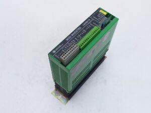 16 Top Zustand Frequenzumrichter (vfd) Automation, Antriebe & Motoren Control Techniques Midi Maestro 140x8/16 1,24kva 1,12kw 140x8