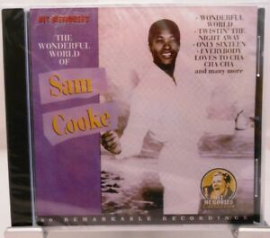 Sam-Cooke-CD-The-Wonderful-World-of-HIT-memories-album-con-20-CANZONI