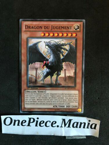 judgement dragon rymp-fr104 1st Yu-gi-oh