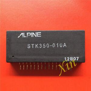 1pcs STK350-530T 2-Channel AF Voltage Amplifier2 SIP-ZIP