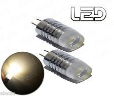2 ampoules HP24 Feux de jour diurne Roulage LED Puissant 4300K  HP 24-24W