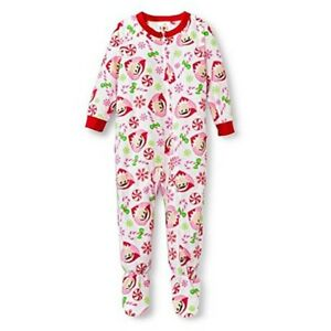 Girls' Clothing (newborn-5t) Elf On The Shelf Toddler Pajamas Target 4t White/red/pinkholiday Xmas Clothing, Shoes & Accessories