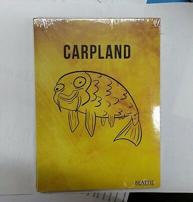 CARPLAND, the DVD - documentary flyfishing film about the U.S. history of carp