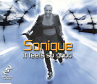 """SONIQUE """"IT FEELS SO GOOD"""" 2000 CD SINGLE . CAN 7"""