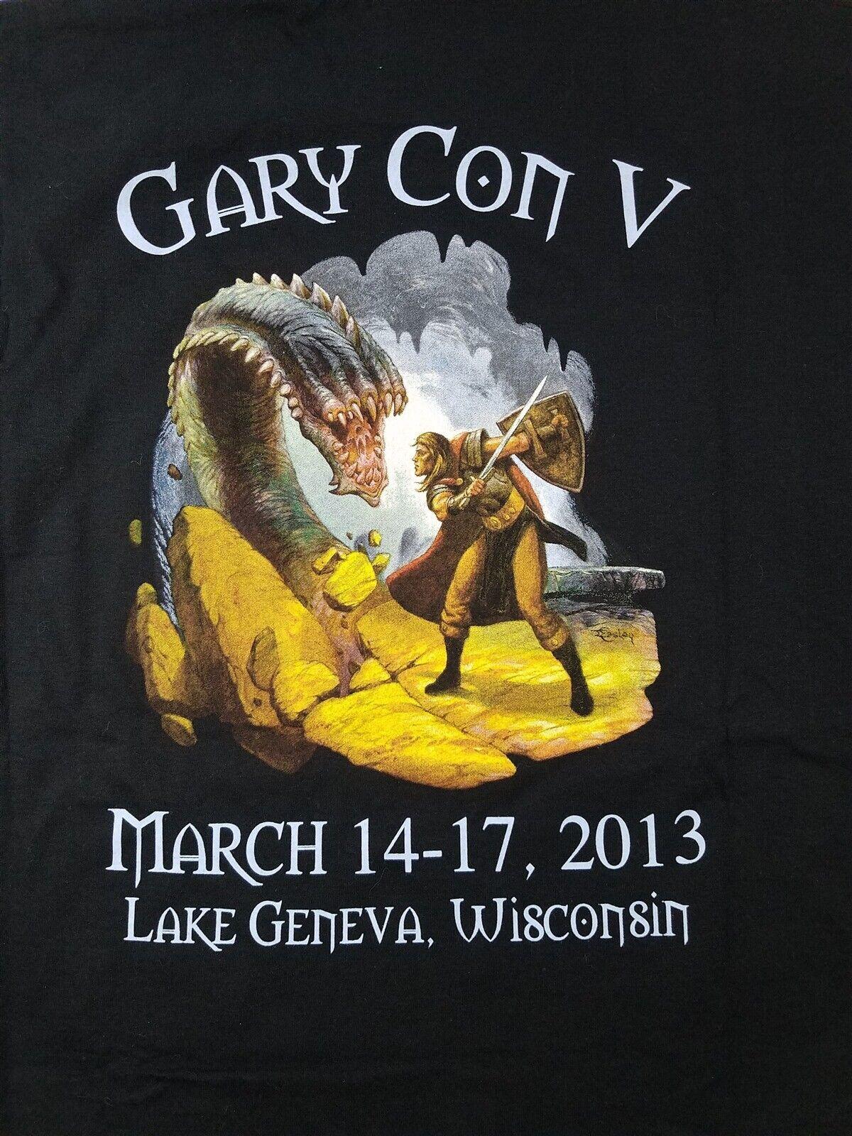 toma Gary con marzo de de de 2013 V Camiseta 2XL convención de TSR Dungeons & Dragons  encuentra tu favorito aquí