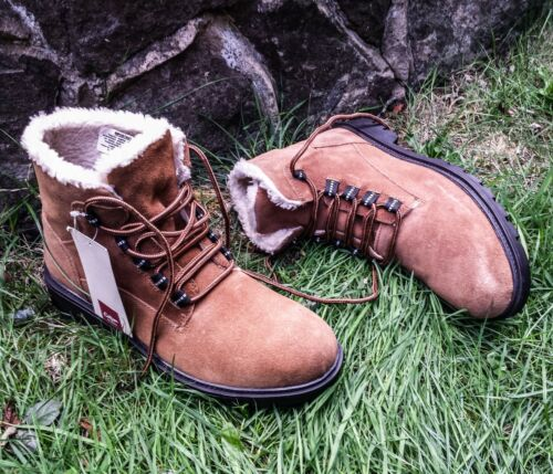 9a9cd93e0ba4 Cotton Ankle Lace Mens Traders Womens Walking Hiking Boots Trekking Up FqcPw