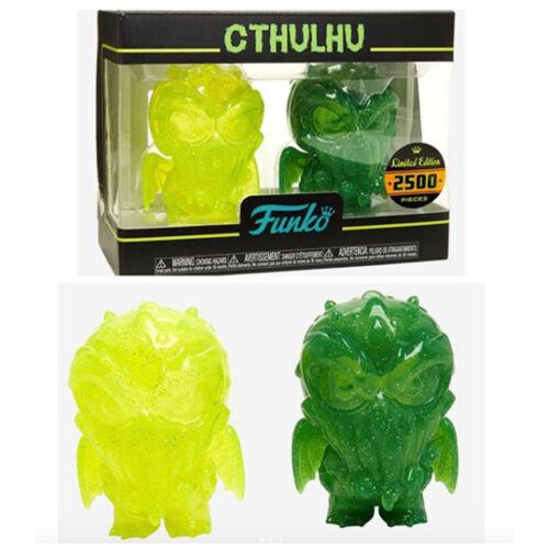 Funko Cthulhu Hikari XS Cthulhu Yellow Green Figure Set NEW Collectibles
