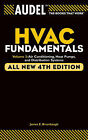 Audel HVAC Fundamentals: Air Conditioning, Heat Pumps and Distribution Systems by James E. Brumbaugh (Paperback, 2004)