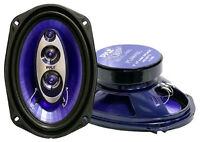 6x9 Car Stereo Auto Speakers.4 Way.400w.pair (2).4 Honda Accord.six By Nine