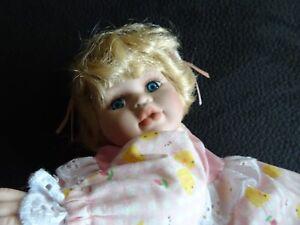 Porzellan Puppe Deko Puppe Top ! - Neckargerach, Deutschland - Porzellan Puppe Deko Puppe Top ! - Neckargerach, Deutschland