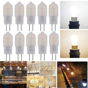 10 20 X G4 Led 2w 20w Capsule Light Bulb True Size