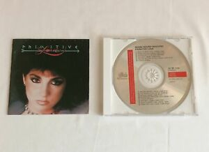 Miami Sound Machine Primitive Love CD Japan 4 bonus tracks 32.8P