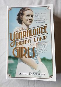 ANTON-DISCLAFANI-THE-YONAHLOSSEE-RIDING-CAMP-FOR-GIRLS-Paperback