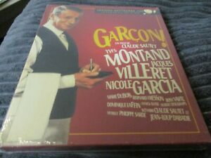 "COFFRET BLU-RAY + DVD NEUF ""GARCON"" Yves MONTAND Jacques VILLERET Nicole GARCIA"