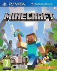 Minecraft for PS Vita Sony PSVITA PlayStation Original Aus Version