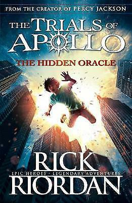 Rick riordan trials of apollo book 4
