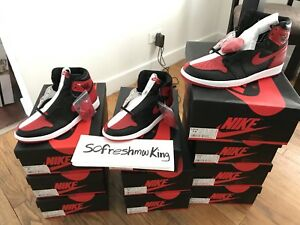 7d84f38f7486da Air Jordan 1 Retro High Og Homage To Home 11.5 IN HAND  d To 2300 ...