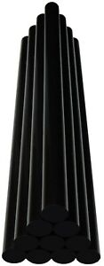 Caliente-Pegamento-Negro-10-Palos-190-gramos-reparacion-de-abolladuras-11-3mm