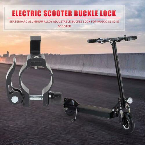 Electric Scooter Part Lifting Rod Adjustable Buckle Lock for Kugoo S1 S2 S3 3