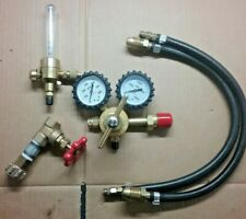 Uniweld Rhp400 Nitrogen Regulator With 0 400 Psi Delivery Pressure With Accessor