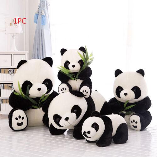 Lovely Super Cute Stuffed Kid Animal Soft Plush Panda Gift Present Doll Toy New