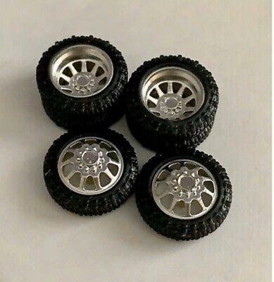 1 18 Razor 26 Inch Dually Truck Wheel And Bogger Tire Setup 3d Printed Ebay