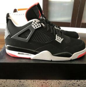 Red Cement Bred OG 2019 Size