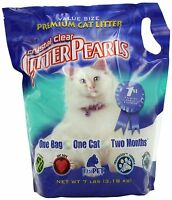 Ultra Pet Cat Litter Pearls (original) Crystal Clear, 7-pound Package , New, Fre on sale